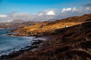 North Coast rugged coastline